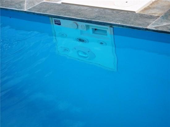 Πισίνα μπετόν Compact φυσιγγίων στο Πόρτο Λάφια - Έργο 2 5