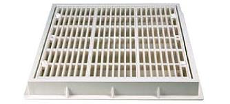 6) Εντοιχισμένα PVC & Ανοξείδωτα 316L, ΦΡΕΑΤΙΟ ΠΥΘΜΕΝΑ ΤΕΤΡΑΓΩΝΟ