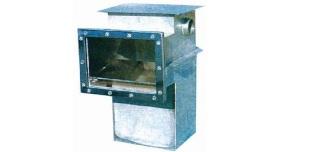 6) Εντοιχισμένα PVC & Ανοξείδωτα 316L, SKIMMER INOX (ΜΠΕΤΌΝ)