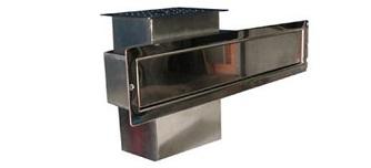 6) Εντοιχισμένα PVC & Ανοξείδωτα 316L, SKIMMER – ΣΕΙΡΆ AQA – ΜΟΝΤΈΛΟ SKRC