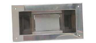 6) Εντοιχισμένα PVC & Ανοξείδωτα 316L, ΑΝΟΞΕΊΔΩΤΑ ΓΙΑ SKIMMER – ΣΕΙΡΆ AQA – ΜΟΝΤΈΛΟ BFSKR