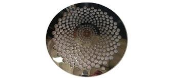 6) Εντοιχισμένα PVC & Ανοξείδωτα 316L, ΣΧΆΡΑ – ΣΕΙΡΆ AQA – ΜΟΝΤΈΛΟ RDS