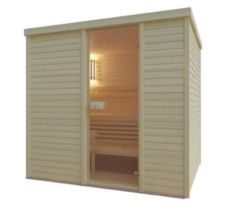 Σάουνες Saunax, ΣΕΙΡΆ CLASSIC
