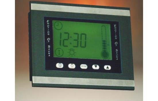 Control Θερμαντικού Σάουνας - EOS, CONTROL ΘΕΡΜΑΝΤΙΚΟΎ ΣΆΟΥΝΑΣ EMOTEC DC 9000 DLF