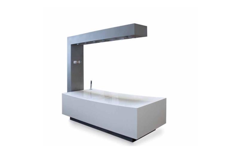 4) Κρεβάτια Υδροθεραπειας - Vichy Shower 9