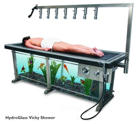 Κρεβάτια Υδροθεραπειας - Vichy Shower 5