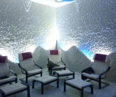 9) Δωμάτιο Αλατοθεραπείας 13