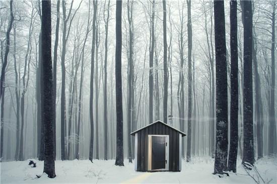 Mini Sauna Λετονίας εξωτερικού χώρου 7
