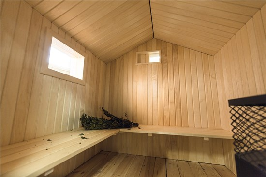 Mini Sauna Λετονίας εξωτερικού χώρου 10