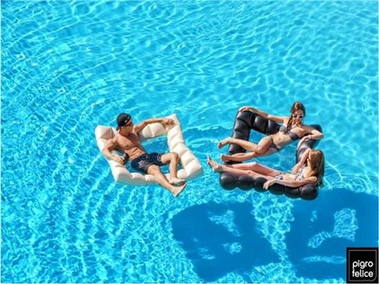 1) Ξαπλώστρες πισίνας - Έπιπλα Εξωτερικού Χώρου, ΦΟΥΣΚΩΤΆ ΣΤΡΏΜΑΤΑ
