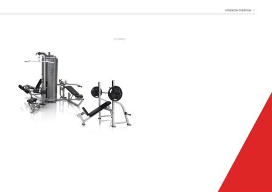 Όργανα Γυμναστικής Matrix 29