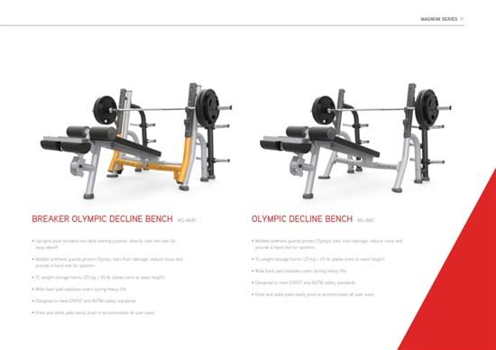 Όργανα Γυμναστικής Matrix 65