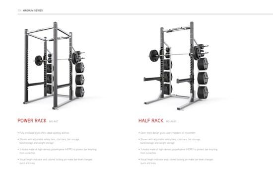 Όργανα Γυμναστικής Matrix 86