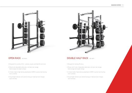 Όργανα Γυμναστικής Matrix 87