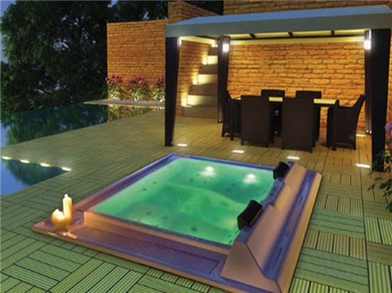 Aquavia Spas Υδρομασάζ (Ισπανία), SPAS EXCLUSIVE