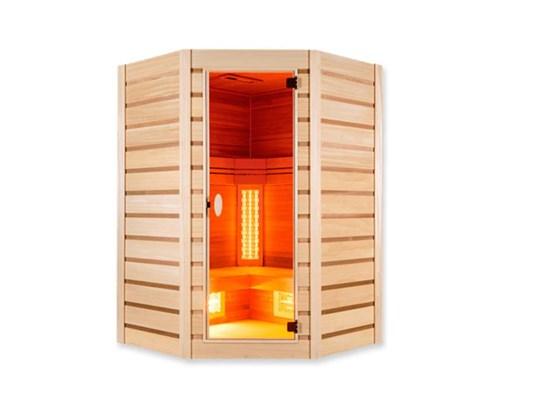 Pure Quartz Sauna