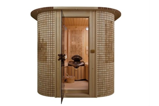 4) Sauna, JUNO ΣΑΟΥΝΑ