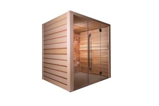 4) Sauna, FRANCE SAUNA