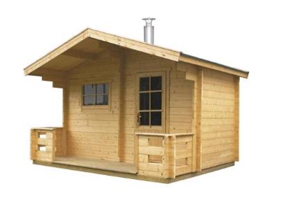 4) Sauna, ΣΑΟΥΝΑ ΕΞΩΤΕΡΙΚΟΥ ΧΩΡΟΥ
