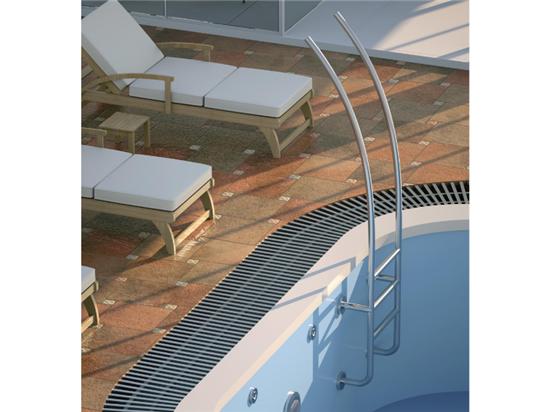 8) Σκάλες Κουπαστές - Ανοξείδωτες 316-316L, AQA ΣΚΑΛΕΣ - 316L