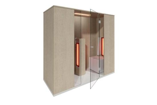 4) Sauna, B-INTENSE