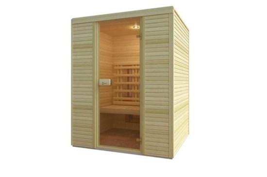 4) Sauna, ΣΑΟΥΝΑ AUROOM