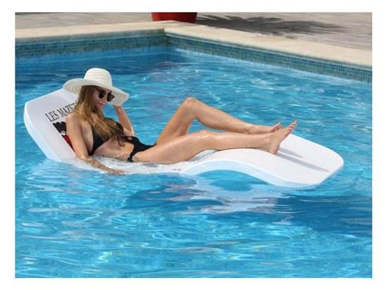 1) Ξαπλώστρες πισίνας - Έπιπλα Εξωτερικού Χώρου, LOISIR SUNLOUNGE