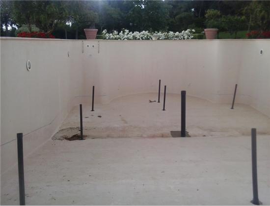 Στάδια μείωσης βάθους πισίνας 1