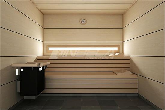 4) Sauna, INBECA ΣΑΟΥΝΑ