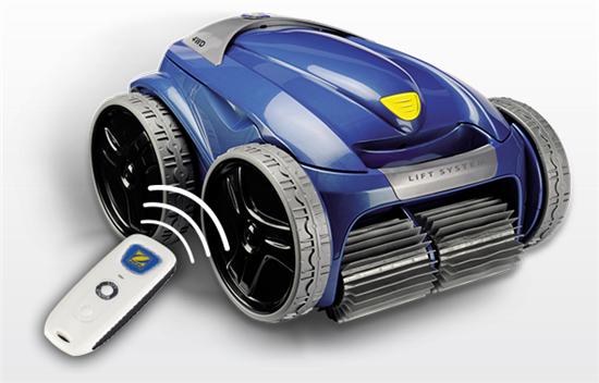 ΣΚΟΥΠΑ ΡΟΜΠΟΤ ΚΑΘΑΡΙΣΜΟΥ ΠΙΣΙΝΑΣ – ZODIAC VORTEX PRO RV 5600 4WD