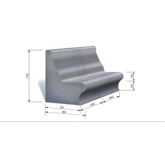 Καθίσματα Χαμάμ EPS SPAZONE 9