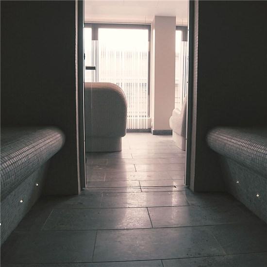 Πόρτες χαμάμ HARVIA 6