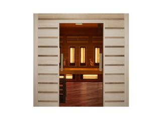 4) Sauna, HOLL'S Σαουνα