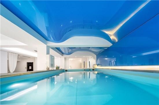 SPA - ΣΑΟΥΝΑ - ΕΣΩΤEΡΙΚΗ ΠΙΣΙΝΑ ΣΤΟ MEANDROS HOTEL 4