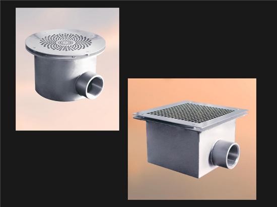 6) Εντοιχισμένα PVC & Ανοξείδωτα 316L, Φρεάτια Πυθμένα Ανοξείδωτα 316L - ΙΣΠΑΝΙΑΣ