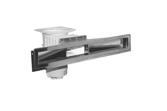 6) Εντοιχισμένα PVC & Ανοξείδωτα 316L, SKIMMER - ΓΑΛΛΙΑΣ