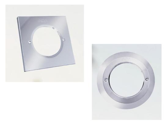 6) Εντοιχισμένα PVC & Ανοξείδωτα 316L, Προσόψεις Φώτων - Ανοξείδωτα 316L - Ισπανίας