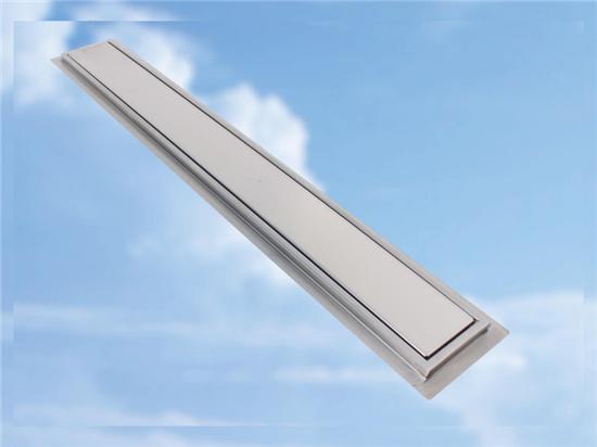 6) Εντοιχισμένα PVC & Ανοξείδωτα 316L, Φρεάτιο αποχέτευσης - Ανοξείδωτo 316L - Μοντέλο DL