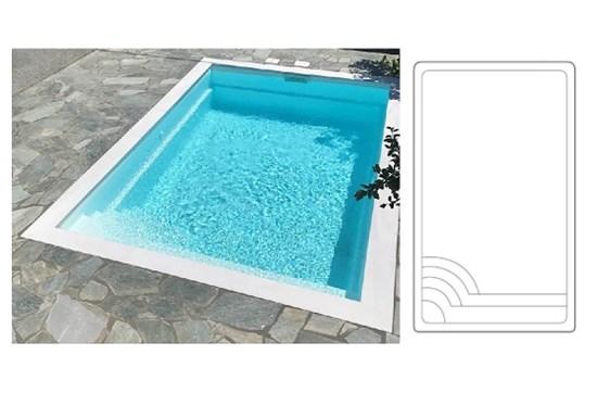 Πολυεστερική Πισίνα - Πρόταση Κύθνος