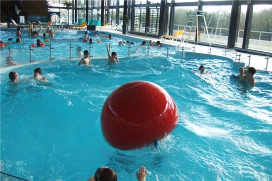 20) Παιχνίδια Πισίνας , WaveBall - Δημιουργίας Κυμάτων