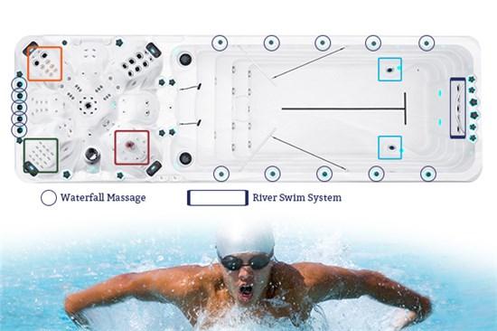Swimspa Vitality / Vitality Deep 3