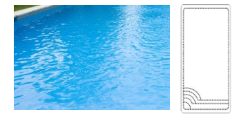 Πολυεστερική Πισίνα - Πρόταση Αντίπαρος
