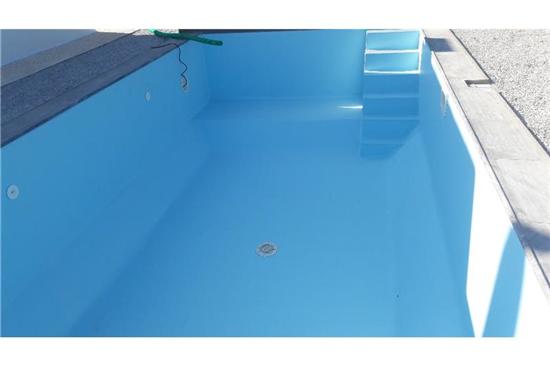 Πισίνα Προκάτ με Liner στη Σύρο - Έργο 1 4