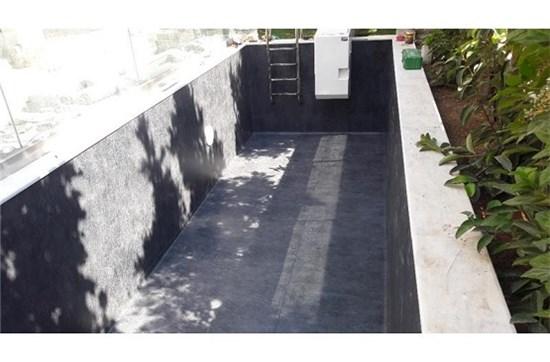 Πισίνα Μπετόν με Liner και Compact Filter στη Σαρωνίδα - Έργο 4