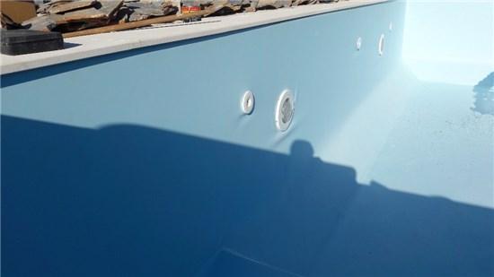 Πισίνα Προκάτ με Liner και Σκίμμερ στο Ρέθυμνο - Έργο 8 3