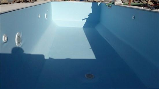 Πισίνα Προκάτ με Liner και Σκίμμερ στο Ρέθυμνο - Έργο 8 1