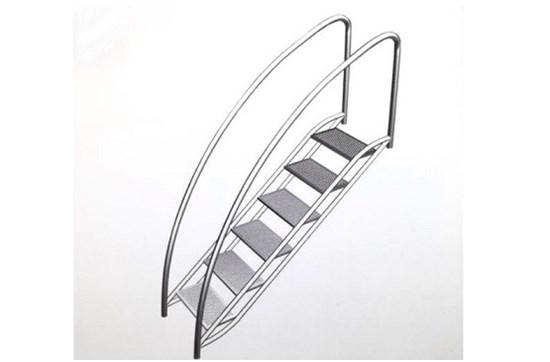 AQUASECTOR -Σκάλα Μοντέλο 1