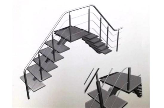 AQUASECTOR - Σκάλα Μοντέλο 3