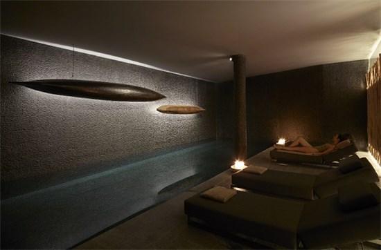 SPA του ξενοδοχείου CAYO στην Πλάκα Ελούντας