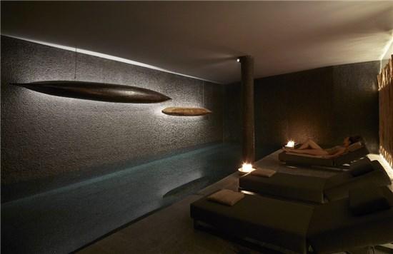 SPA του ξενοδοχείου CAYO στην Πλάκα Ελούντας 1